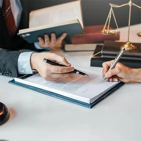 Legalizarea specimenului de semnătură